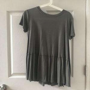 Army Green Tunic/Shirt